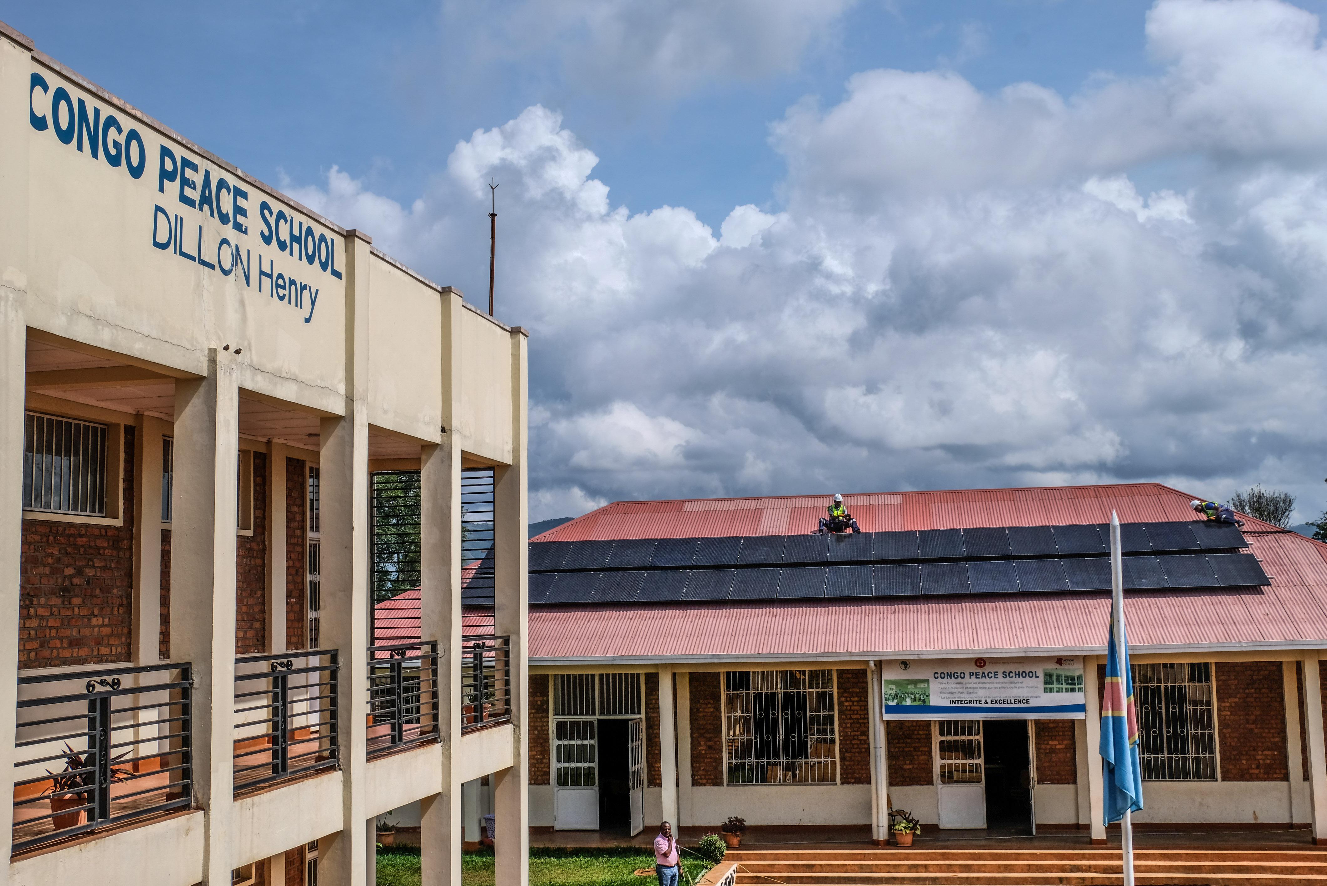 DRC Peace School Esther